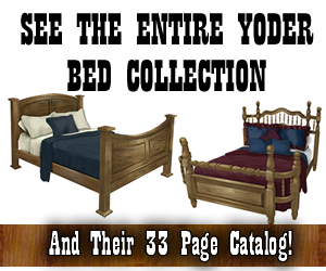 Yoder Amish Made Beds